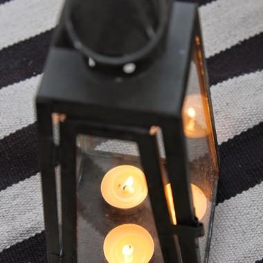 Przemalowany lampion...w tej wersji wygląda cudnie &#x3B;)