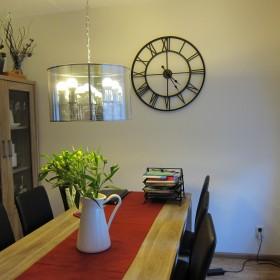 zmiany w salonie i kuchni