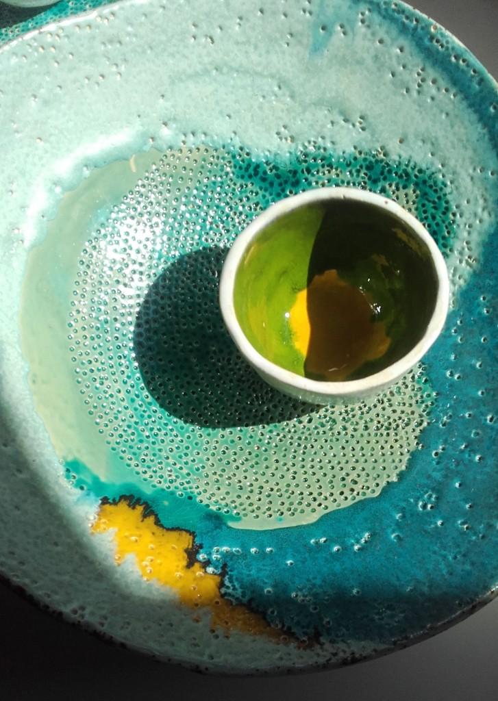 Dekoracje, Ceramika
