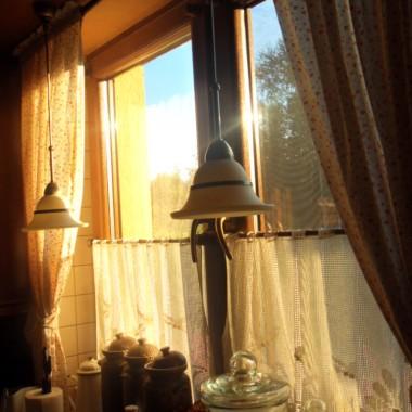 Jesienne słońce w moim domu:-)