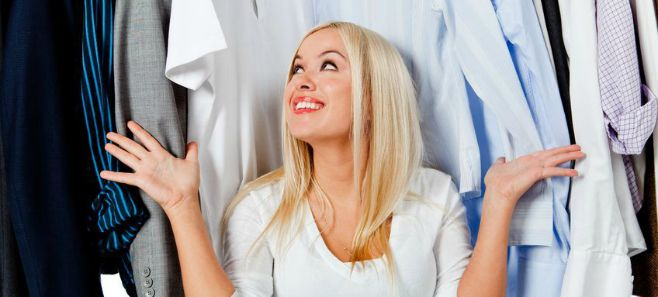 9 sposobów na ładny zapach w szafie