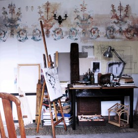 malarstwo, pracownia