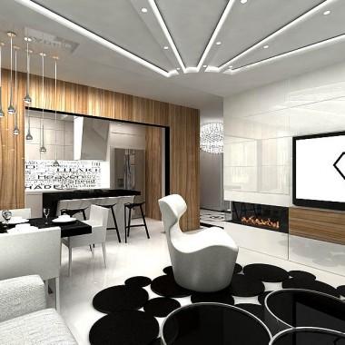 nowoczesne salony