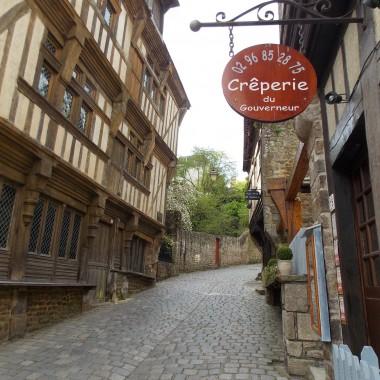 Bretania część I - Na północy