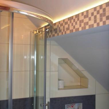 Bardzo Mała łazienka Na Poddaszu Deccoriapl