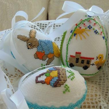 ...............i jajeczka z zajączkiem i z koszyczkiem................i z kurczakiem................