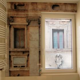 Łazienka z widokiem na Rzym :)
