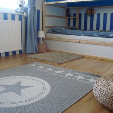 Marynistyczny pokój chłopca.