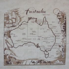 Australia-haft krzyżykowy