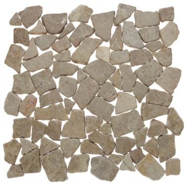 DUNIN mozaika z kamienia rzecznego ZEN - kamień łupany