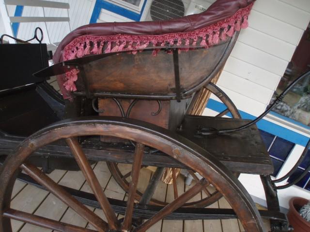 Ekipy remontowe, Kolekcja starych zaprzęgów konnych