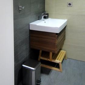 Mała toaleta- Realizacja 2012