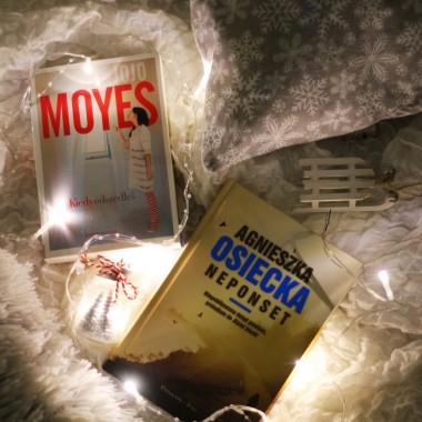 Książki w świątecznej odsłonie.