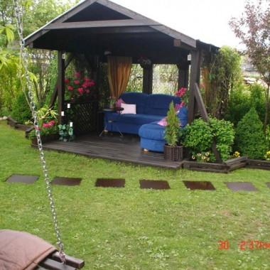 A to nasz letni salon,tutaj leniuchujemy:)