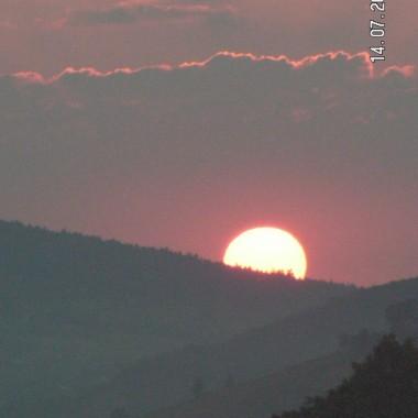 Mój zachód słońca