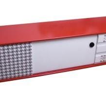 szafeczka biało-czerwona