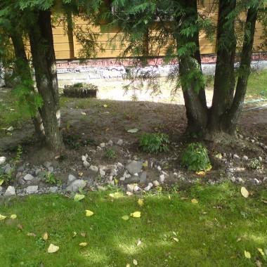 kamienny ogród sposób na ciemność