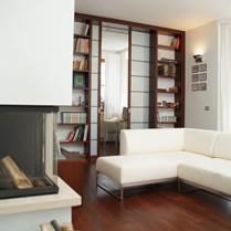 Książkowe inspiracje - Czytajmy - czyli własna biblioteka w domu