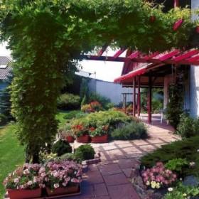 Letni taras, letni ogród...