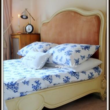 Sypialnia i nowe łóżko