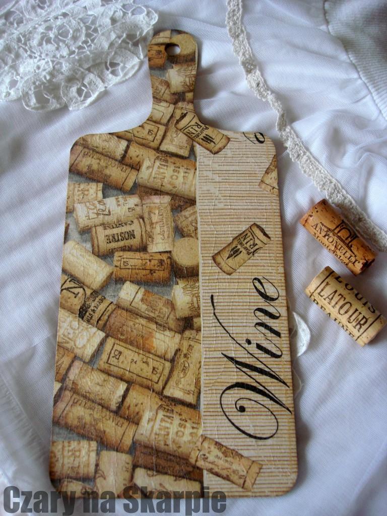 Zdjęcie 22 W Aranżacji Dekoracyjne Deski Do Krojenia Wino