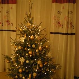 Święta w moim domku