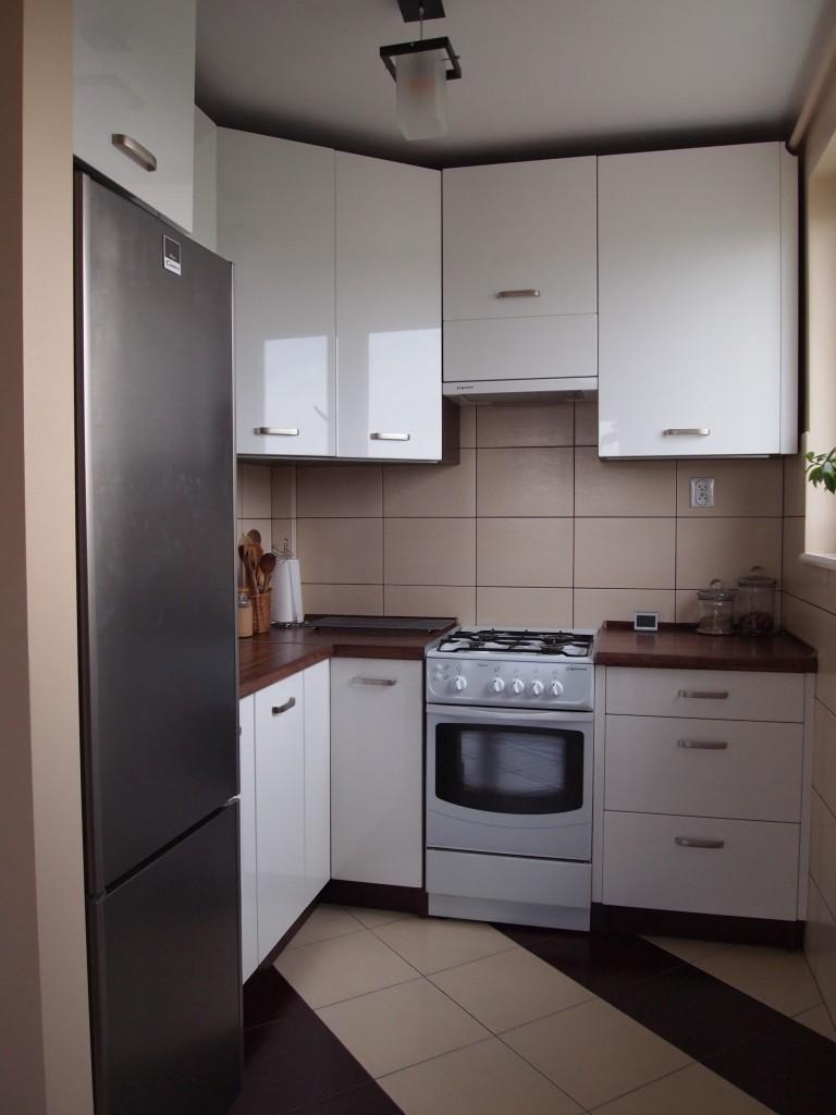 Mała Kuchnia W Bloku Z Lat 60 Tych Deccoriapl