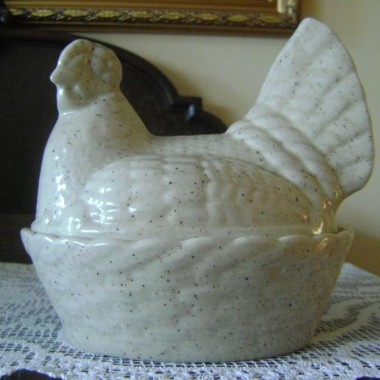 Jest to kolekcja moich kurek i kaczuszek zbierana przez wiele lat:)