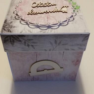 """Moje """"wybuchowe pudełka"""" :-)"""
