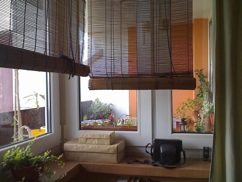Balkon, balkon:-) - .....podgląd na balkon..............( a raczej taras hehe)