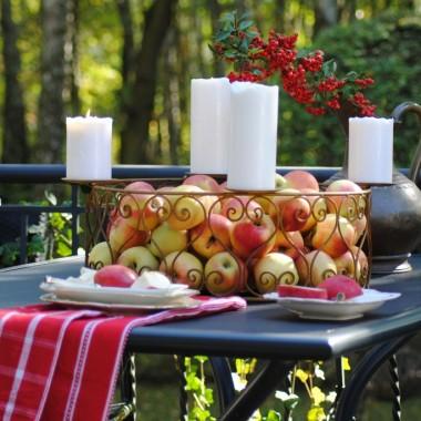 Sezon na jabłka w pełni :)