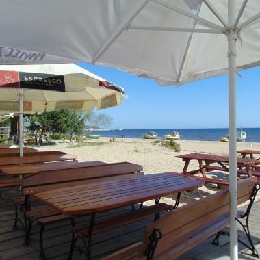 ...............i plaża w słońcu..................