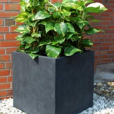 Donica Block Design 60x60x60 cm