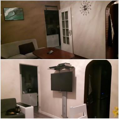 Metamorfoza małego salonu