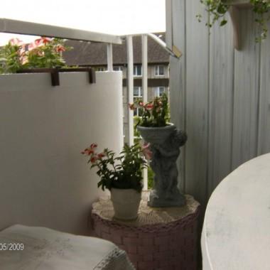 mój malutki balkonik