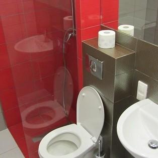 M4 - metamorfoza łazienki i kuchni w bloku z wielkiej płyty