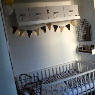 czekamy na narodziny synka- oto jego miejsce w naszej sypialni