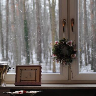 a za oknem nadal sypie :(