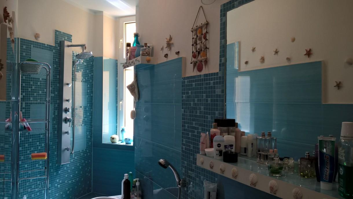 Łazienka, wąska łazienka
