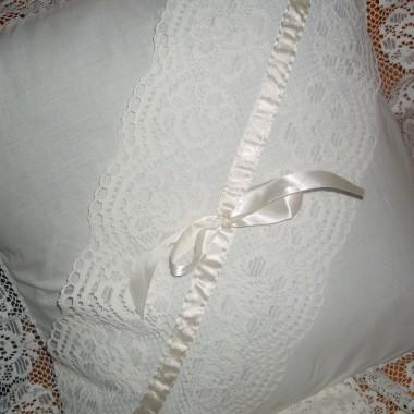 Romantyczna poszewka na poduszkę