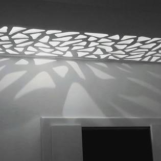 Ścianki ażurowe