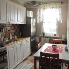 Nowy kolor kuchni