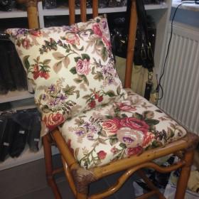 Krzesła - zmiana koloru i tapicerki
