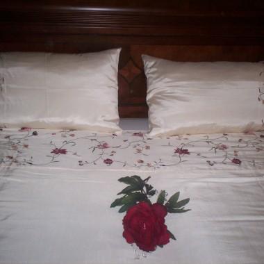 Romantyczna pościel