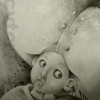 RYSUNEK (baśniowy, surrealizm)