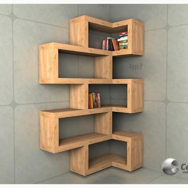 Półki na książki Cellaio
