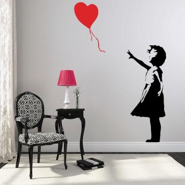 Naklejki wycinane na ściany i meble