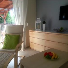 Mój mały biały domek od środka:)