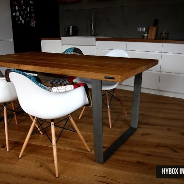 HYBOX INDUSTRIAL™ - stylowy stół obiadowy 3