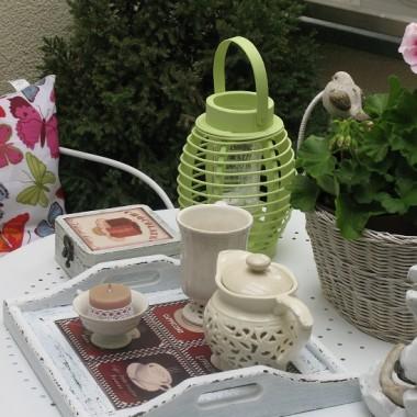 Sielsko i Anielsko czyli moja namiastka ogrodu :)